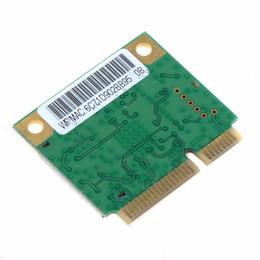 Scheda mini rete pci online-Wholesale- Schede di rete per laptop Mini PCI-E Scheda wireless combinata Realtek RTL8723AE 300M +4.0 Scheda di rete Bluetooth 802.11n VCM18 P51