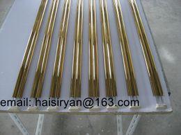 Wholesale Heater Lamp Bulbs - wholesale price ! Ni-Cr medium middle wave IR emitter LAMP twin tube Heraeus halogen golden infrared heating bulb