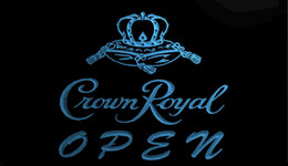 Wholesale Crown Royal Neon Signs - LS707-b-Crown-Royal-Beer-OPEN-Sign-Neon-Light-Sign.jpg