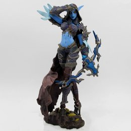 Wholesale Wholesale Sexy Games - New Arrival Lepin Game Figures PVC Predator Sylvanas Sexy Figure 3 Wolf NECA Minifigures China Dolls