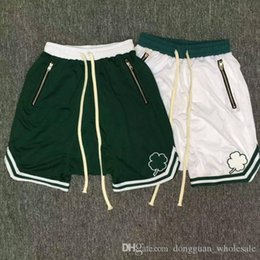 Wholesale Shorts Crotch - Best Version emborider flower mesh shorts similar FOG Style justin bieber low crotch mesh shorts