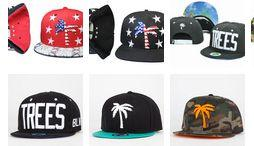 Wholesale Trees Blvd - Comfort Style Hot Sale Blvd Supply Snapback Caps Floral Coco Tree Galaxy Fashion Hats Men And Women Baseball Hats Adjustable Hat