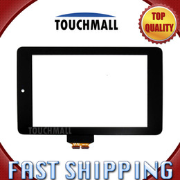 Wholesale Asus Nexus Replacement Glass - Wholesale- For ASUS Google Nexus 7 ME370 ME370T ME370TG 5185L FPC-1 Replacement Touch Screen Digitizer Glass 7-inch Black for Tablet