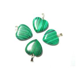 Wholesale synthetic gems wholesale - Jewelry Gem Natural agate gem heart pendant DIY peach heart pendant lover gift jewelry wholesale free shipping