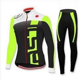 Wholesale Monton Cycling Bib - 2015 New Arrival Fluorescence cycling jersey Hot Brand New Jersey Bicycl Clothing & (Bib) Shorts Monton Clothing Size 2XS To 6XL