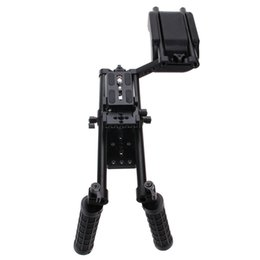 Wholesale Video Shoulder Mount - CAMVATE DSLR Rig Shoulder Mount Movie Kit Support Stabilizer fr SLR Video Cameras Steady