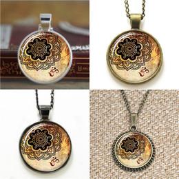 designs de marcadores Desconto 10 pcs Om Henna Design Yoga Jóias Om charme ASD4 pingente de colar de chaveiro marcador brinco bracelete