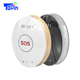 Wholesale Gsm Alarms United States - MD601 Mini GPS Tracker Locator GSM GPS AGPS LBS SOS Alarm Voice Monitoring Geo-fence Web APP tracking for Children Elder Pets Cats Vehicle