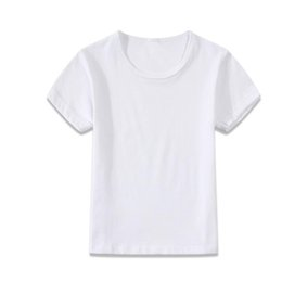 Wholesale Personalize T Shirts - kids blank T-shirts children solid shirts kid boy tees shirt girl personalized t-shirt wholesale shirts boutique children shirt tees