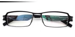 Wholesale Hp Multi - Germany designer glasses frame clear lenses IC hp without screw brand eye glasses frames removable stainless steel metal eyewear frames