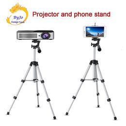 2019 handy ohne kamera Verstellbarer beweglicher Projektor und Telefon Digitalkamera-Stativ 65cm und 110cm Berg-Standgeschenkbehälter