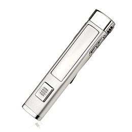 слот-файлы Скидка Wholesale- Digital recordin 8GB  Mini Clip USB Flash Digital VOR Audio Voice Recorder Dictaphone Pen Drive Silver