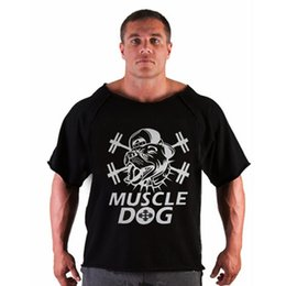 Argentina ¡Culturismo! Nuevos hombres Golds Camisetas Fitness Hombres Músculo Nosotros Captain Print Wear Shirt Chalecos de marca Gimnasios de algodón Ropa Workout Tops Suministro