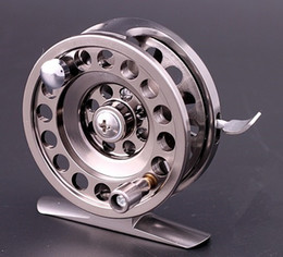 Wholesale fishing series - BLD60 carp ice fishing reel Front Drag Spinning Reel Pre-Loading Spinning Wheel fly fish