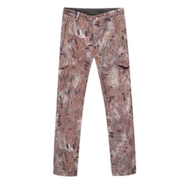 Wholesale Men Spandex Models - Upgrade to TAD model of shark skin soft shell charge fleece pants man climbing trousers Unisex Tactical camouflage pants python lines