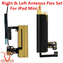 Wholesale Right Cable - Antenna Right & Left Signal Flex Cable 1 Pair Replacement Repair Parts Set For iPad Mini 1