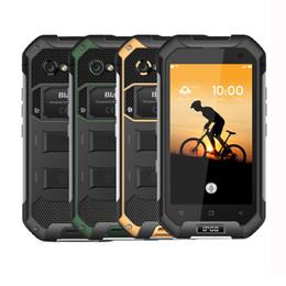 Wholesale Dual Sim Waterproof - Blackview BV6000 Waterproof 4.7 inch HD MT6755 Octa Core Android 6.0 3GB RAM 32GB ROM 4G Smartphone