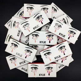 Wholesale Model Strips - NEW kylie False Eyelashes 20 model Eyelash Extensions handmade Fake Lashes Voluminous Fake Eyelashes For Eye Lashes Makeup naked tarte lorac