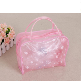 Wholesale Toilets Wholesale Prices - MB-31 Hot selling Bath Bag Cosmetic Bag Toilet bag Makup pouch women for cheap price
