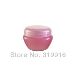 5g x 50 rosa vaso di plastica vuota vasetto per trucco cosmetico glitter, vasetti e flaconi cosmetici, contenitore del campione può cheap empty plastic bottles crafts da bottiglie di plastica vuote artigianato fornitori