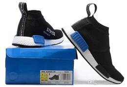 Wholesale Low Cut Socks Black - 2017 NMD_CS1 PK Runner City Sock Nmd Cs1 CS 1 Men Women Classic Running Shoes Fashion City Sock Cs1 Primeknit Grey Sports Sneakers