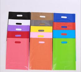 Дешевые принты онлайн-самый дешевый!!! пластичная хозяйственная сумка/подарок пластик упаковка мешок печатных с логотипом одежды упаковка мешок многоцветный (7)