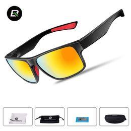 Wholesale Boys Road Bikes - Wholesale- RockBros Polarized Cycling Glasses HD Anti-vertigo MTB Road Bike Sun Glasses Sunglasses Cycling Eyewears Oculos Para Ciclismo