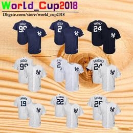 Wholesale Navy Boys - Youth Yankees 99 Aaron Judge 22 Jacoby Ellsbury 2 Derek Jeter 24 Gary Sanchez 7 Mickey Mantle Navy Player Jersey