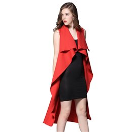 Wholesale Women Nice Winter Coats - Autumn Women Trench Coat Cardigan Nice Female Casual Sexy Ladies Winter Coats Casaco Sobretudo Feminino Fashion Long Outerwear