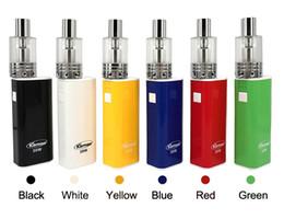 Wholesale Electronic Smokes - Super Smoke Karnoo 30W vape batteries mods vape pens 30 W vape mod kits electronic cigarettes starter kits e cigs