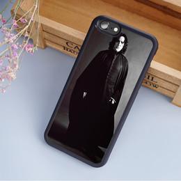 Canada Coques pour téléphones portables de professeur Snape Severus Harry Potter Pour iPhone 6 6S Plus 7 7 Plus 5 5S 5C SE 4S Couverture arrière Offre