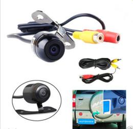 Wholesale Vision Reverse Camera - Waterproof 170 CCD Car Rear View Backup Reverse Parking Camera IR Night Vision