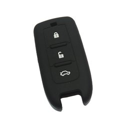 Wholesale Toyota Remote Control Key - Silicone Case Shell Colorful Cover Case Auto Remote Control Car Key Silicone Case Styling Fit For Toyota VG 3 Key
