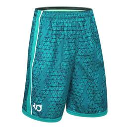 Случайный кд онлайн-Оптовая-2016 летние новые мужские шорты KD свободные свитшоты случайные пляж шорты для мужчин