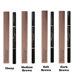 Wholesale Eyebrow Pencils - Best Eyebrow Enhancers 4colors available: SB MB DB E Skinny Brow Pencil
