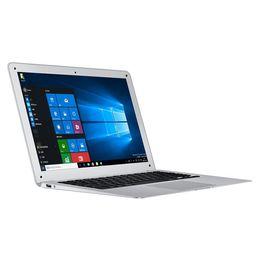 Wholesale Bluetooth Laptop - Jumper EZbook 2 A14 Laptop 14.1 Inch Windows 10 notebook computer 1920x1080 FHD Intel Cherry Trail Z8300 4GB 64GB ultrabook DHL shipping