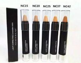 Wholesale Face Pencils - Hotsale New Makeup Face MO#8809 Light Corrective Concealer Stick!8g Stick Free Shipping