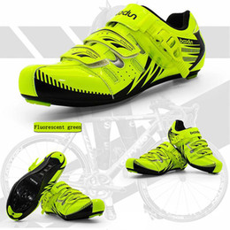 Wholesale Road Bike Equipment - New road bike shoes bike shoes Cycling Shoes Spring fall bike equipment Outdoor sports cycling parts