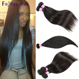 Wholesale Low Price Virgin Remy Hair - Indian Straight Weave 5pc lot Brazilian Peruvian Malaysian Unprocessed Virgin Hair Bundles Free Shipping Dyeable High Quality Low Price