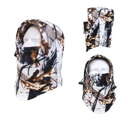 Wholesale Gears For Bikes - Wholesales Winter Warm Windproof Caps Polyester Hats Sports Protective Gear Full Face Bike Mask for Ski Riding Motorcycle Snowboard