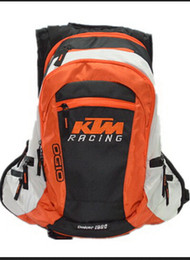 Wholesale Mountain Saddle - 2017 New for KTM Motorcycle Riding Backpack Multifunctional Mountain biking Outdoor sports backpack Leisure travel bag