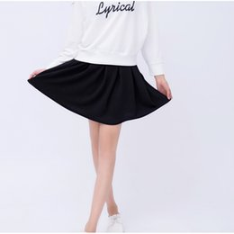 Wholesale Umbrella Shopping - Summer leisure all match umbrella waist skirt black and red two colors to choose from free shopping