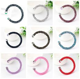 Canada Meilleur cadeau Nouveau bracelet à diamants chauds éclatement mode perceuse à chaud unique tour bracelet FB294 mélange ordre 20 pièces beaucoup Bracelets à breloques cheap unique diamond bracelets Offre