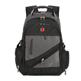 Wholesale function laptop bags - Laptop Backpack Multi Function Travel Bag Breathable Waterproof Load Reduction Bags For Unisex Man And Women Outdoor Movement 58bg I1