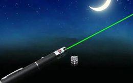 Modello a puntatore laser verde online-5in1 Star Cap Pattern Puntatori laser verdi 532nm 5mw Star Head penna puntatore laser Caleidoscopio 5mw penna laser 300pcs UP