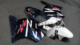 23 renkler + Hediyeler Vücut Kiti mavi beyaz ABS Fairday Için honda CBR954RR 2002-2003 CBR900 954RR supplier 954rr fairing white nereden 954rr fuar beyazı tedarikçiler