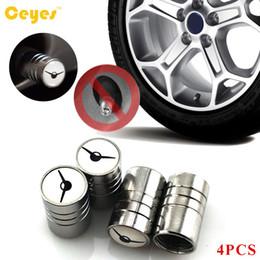 Wholesale Bmw Wheel Valve Caps - Car Wheel Tire Valves Tyre Stem Air Caps Cover FOR UAZ bmw mercedes benz nissan audi opc dacia Car Accessories Styling