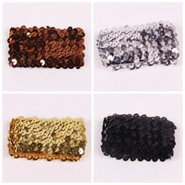 Wholesale ladies wristbands - Creative Mermaid Sequin Bracelet For Lady New Fashion Bling Bling Wristband Popular Multi Color 1 18dy C R