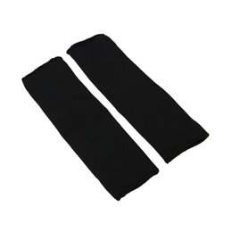 Wholesale Cheap Wrist Supports - Wholesale- 1 Pair Steel Wire Cut Proof Anti Abrasion Stab Resistant Armband Sleeve Guard Bracers Safty Arm Guard Bracers Protector Cheap