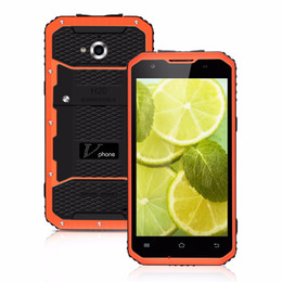Wholesale M3 Android - Wholesale IP68 Waterproof 4G Smartphone 5.0 Inch Android 5.1 Quad Core 2GB RAM 16GB ROM 4500mAh Battery NO.1 M3